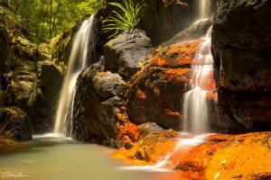 bush rock falls mapelton