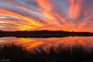 ewen maddock dam sunshine coast landscape photographer