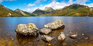 Cradle mountain tasmania landscape