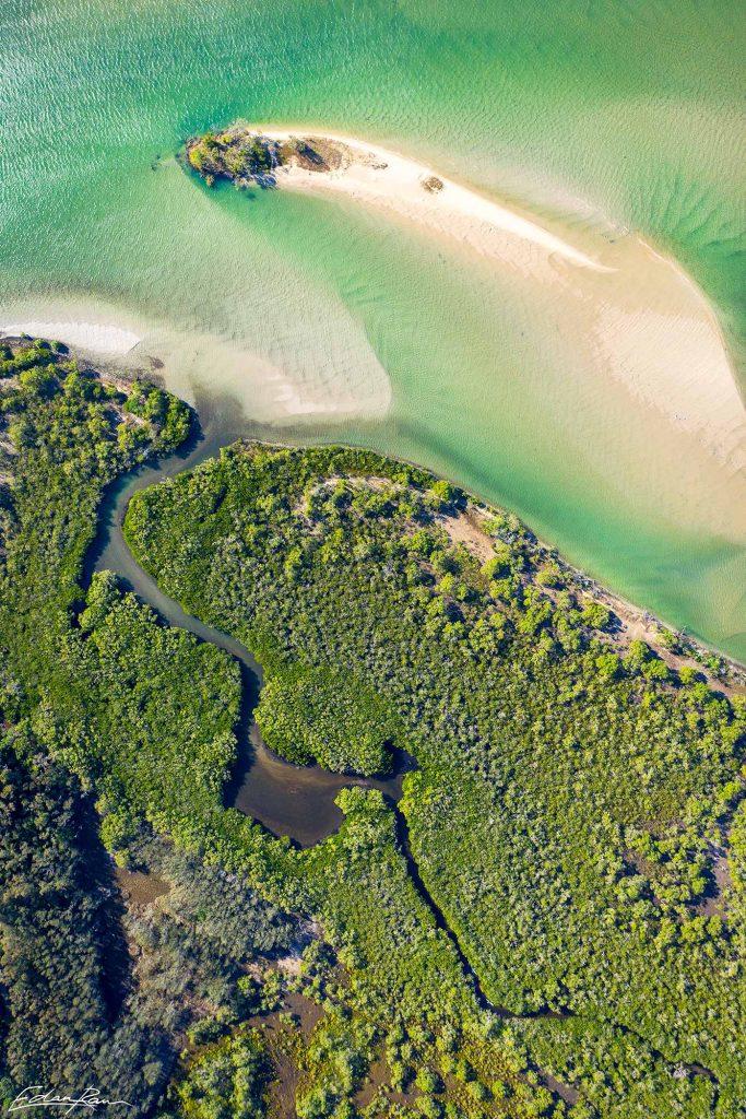 noosa drone landscape photography