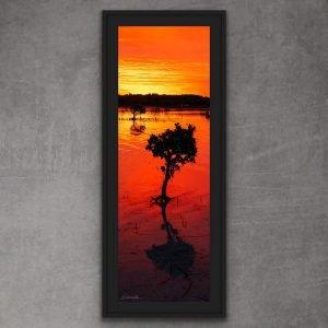 south austrlain landscape photography sunset whyalla