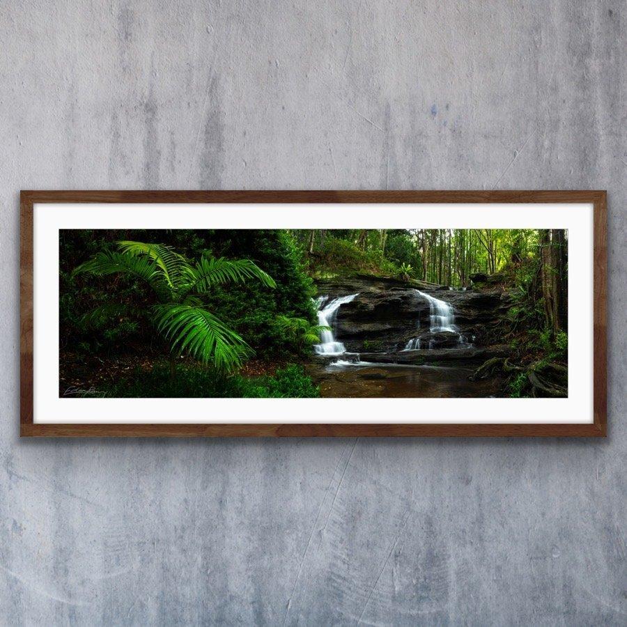 buderim waterfall landscape photography