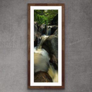 sunshine coast fine art waterfall photography