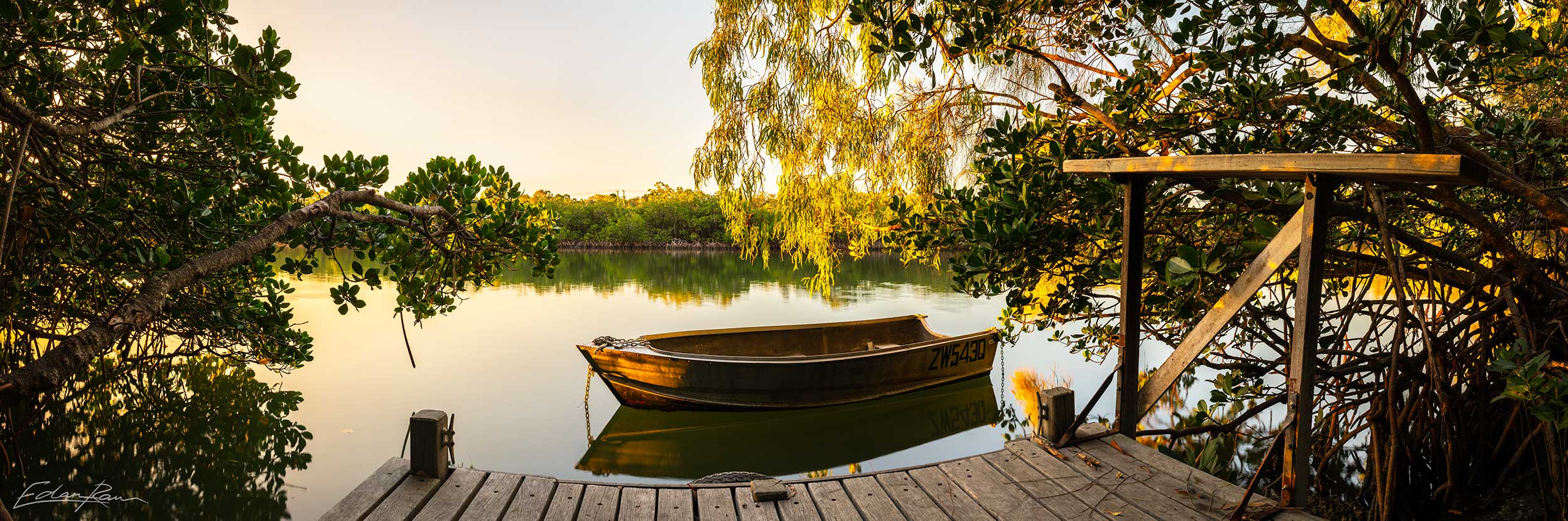 noosa panoramic landscape photography