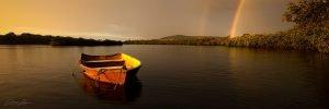 noosa river rainbows