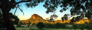 Mt Cooroora pomona landscape photography